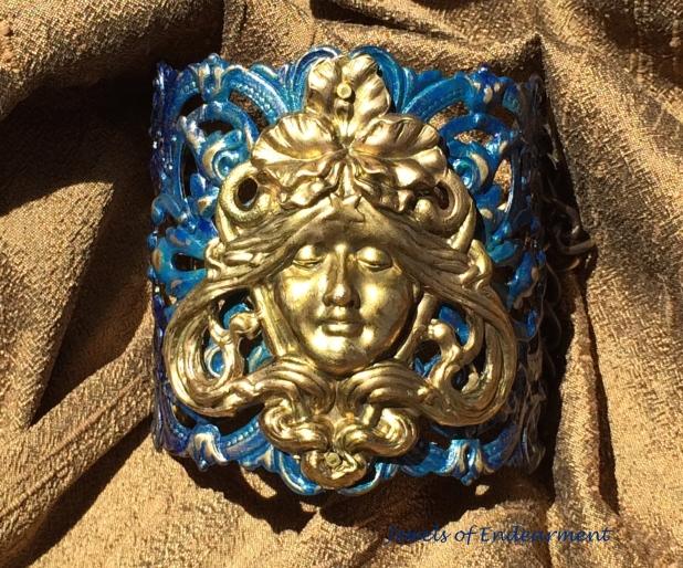 Star Goddess Bracelet in Sapphire