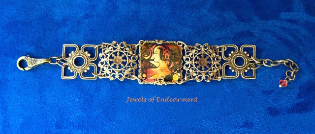 Blazing Woman Bracelet