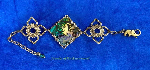 Art Deco Maiden Bracelet